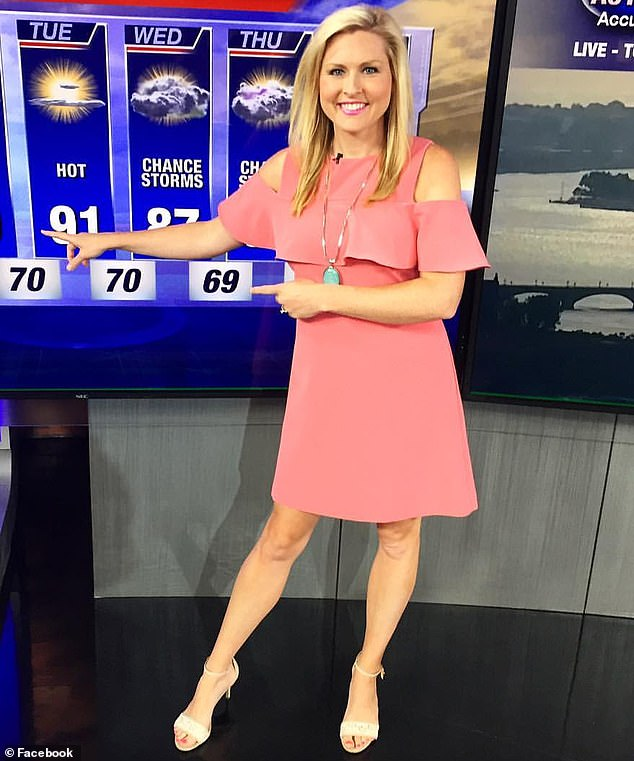 Fox Meteorologist And Mother Of Two 35 Kills Herself