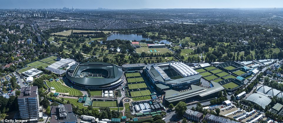 The All England Club have major plans to make the Wimbledon grounds more accommodating for The Championships