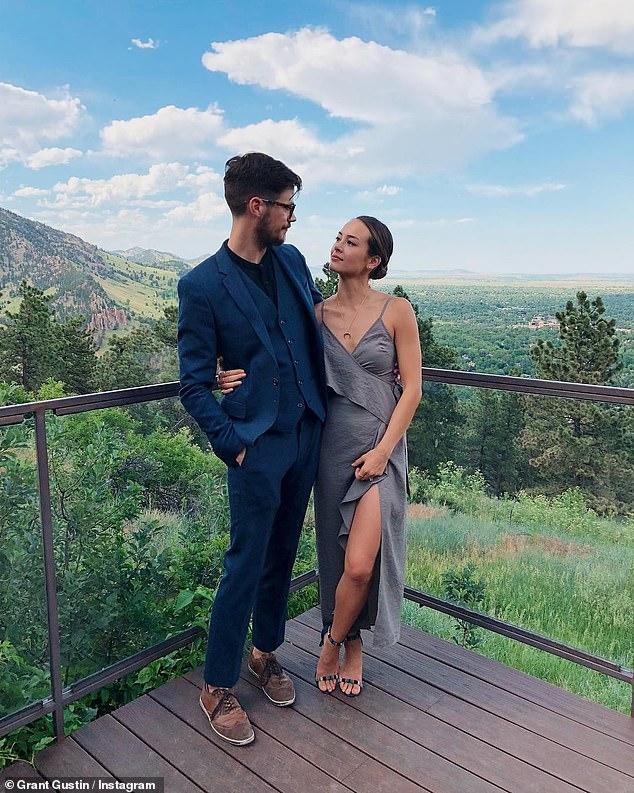 The Flash Star Grant Gustin Marries LA Thoma In LA