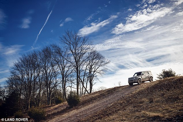 When the Defender does go on sale, it will be the first time it has been available as a new model for 4 years