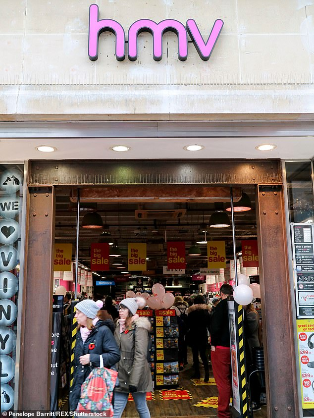 According to shock new figures British retailers are suffering in what may be the worst Christmas season on record. This comes as music and video retailer HMV went into administration on Friday