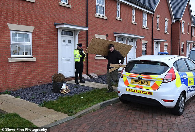 Ford was held by police today as they investigate how the children came to suffer fatal injuries