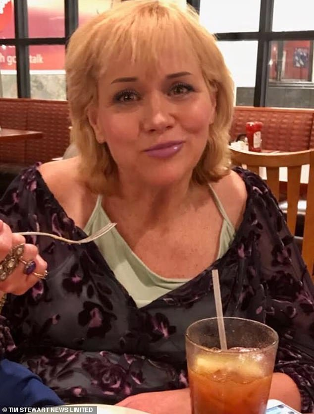 Samantha Markle, pictured, has told her half-sister Meghan that her New Year's resolutionshould be to 'be honest' and thank her father