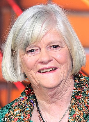 Former cabinet minister and Strictly contestant Ann Widdecombe, 71, answers our health quiz