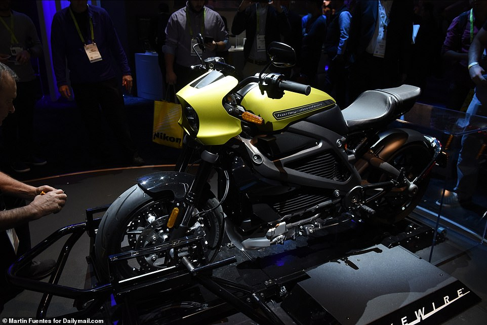With its ease of use, swift acceleration, and agile handling, the firm is hoping to win over new riders and long-time Harley owners alike. Called LiveWire, Harley's first EV can hit a top speed of around 110 miles per hour and achieves a range of 110 miles of mixed urban and highway driving