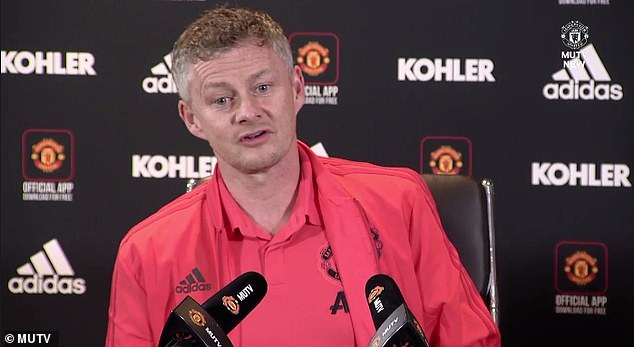 Ole Gunnar Solskjaer accepts 'there is a reason' why Pochettino is being linked with the United