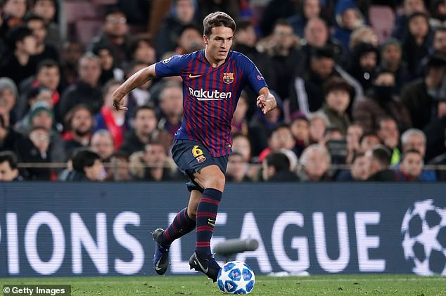 The Barcelona must download Denis Suarez (pictured) and Munir if an agreement for Morata must happen