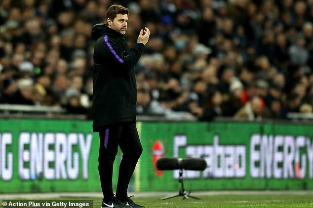 Tottenham manager Mauricio Pochettino is favourite to become United boss next summer