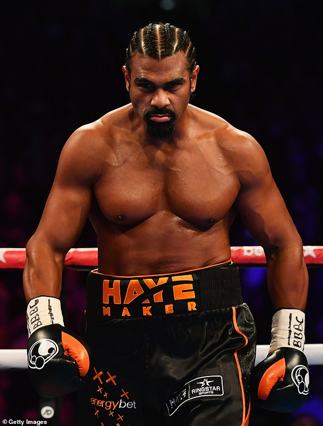 The scientific review, led by George Washington University School of Medicine, said that the meat can provide a leaner body - essential for athletes. Boxer David Haye is vegan