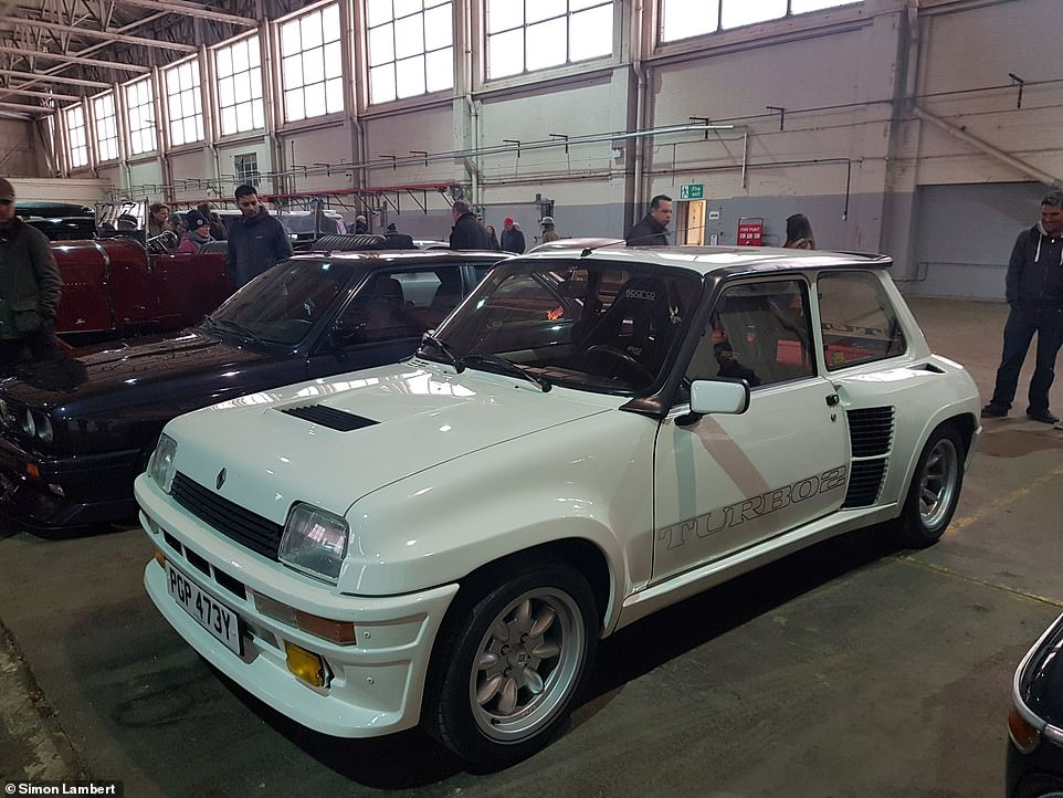 A Renault 5 Turbo is a very rare site on the British roads, but Sunday Scramble visitors were treated to this hero from the eighties last weekend