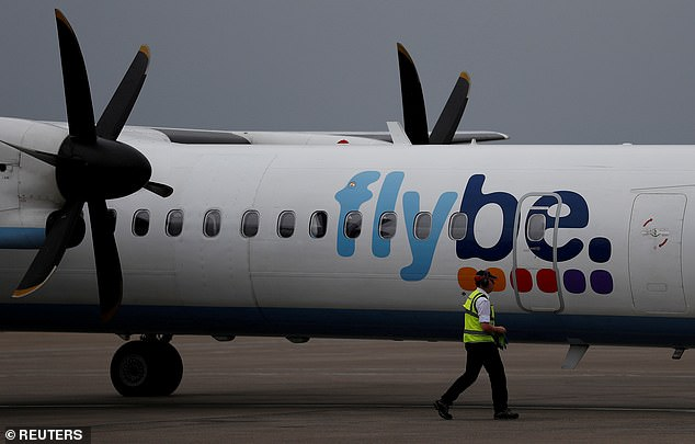 There is reason for Flybe passengers to be relieved that the Exeter-based courier has ended up in relatively safe hands in the form of Richard Branson's Virgin