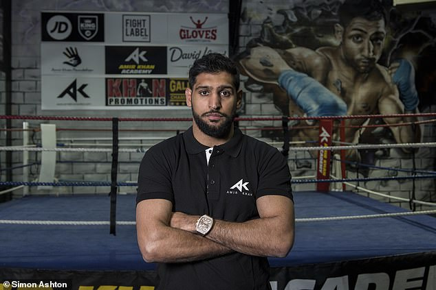 Amir Khan has agreed a deal to fight Terence Crawford for the WBO world title on April 20