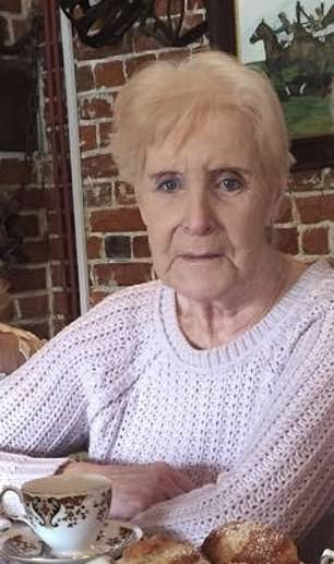 Rita Taylor, 80, a patient of dementia who died after a break-in at her home in Eltham, south-east London