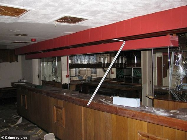Owner of the pub Surrinder Mehat told GrimsbyLive he feels he has no choice but to knock the run-down building down, pictured, and start again