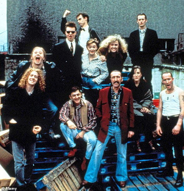 Dedicated: Forde's top film is The Commitments