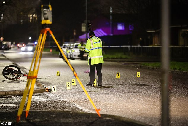 Pc Karl Horner, of GMP's serious collision investigation unit, said: 'This was a tragic incident in which a young boy lost his life'