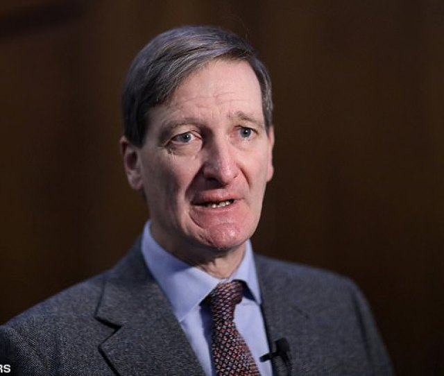 Bercows Fellow Remainer And Arch Legal Dwarf Dominic Grieve Qc Likes To Think
