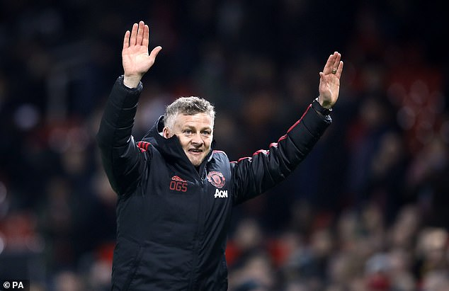 But all has gone according to plan after bringing United to life with five wins from five games