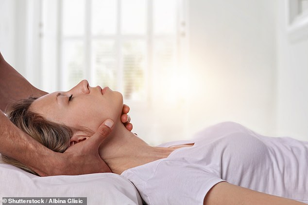It is bad news for the afflicted by the agony of back pain. Whichever treatments they try - such as heat pads, chiropractic treatments or ergonomic chairs - only one in five can expect to recover [File photo]