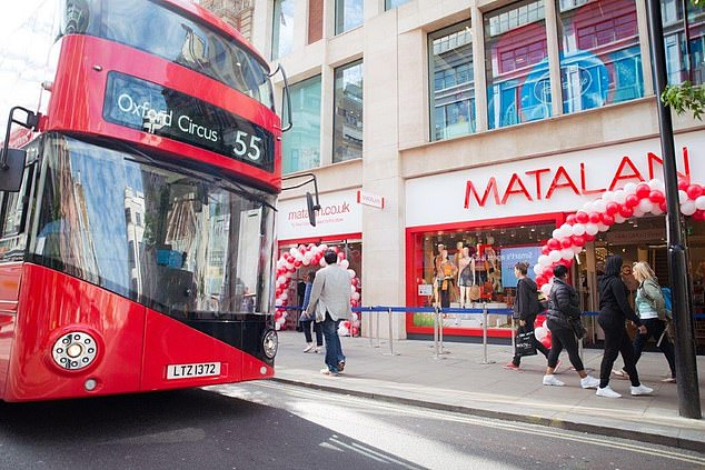 "The boss of Matalan, Jason Hargreaves, has insisted that the company strategy is ""clearly working"""
