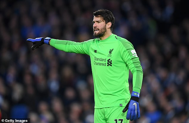 Liverpool has improved endlessly since the arrival of Alisson of Roma last summer