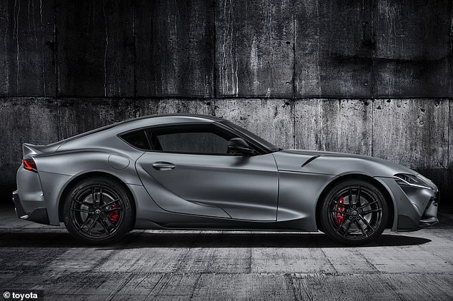 With a zero-emission future not far behind the corner, the Supra could be seen as a one-handed salute to electric vehicles that will soon dominate the market