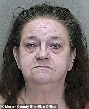 Eleanor Faye McGlamory was arrested in Marion County