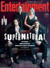 Supernatural stars pose for Entertainment Weekly