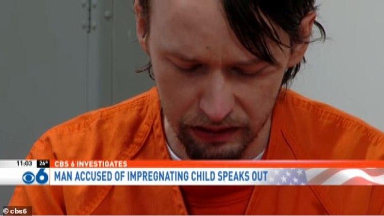 USA : il prétend que sa victime de 11 ans est tombée enceinte en portant ses vêtements