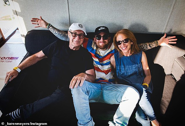Remember: the family of Mac Miller are the beneficiaries named in his Will