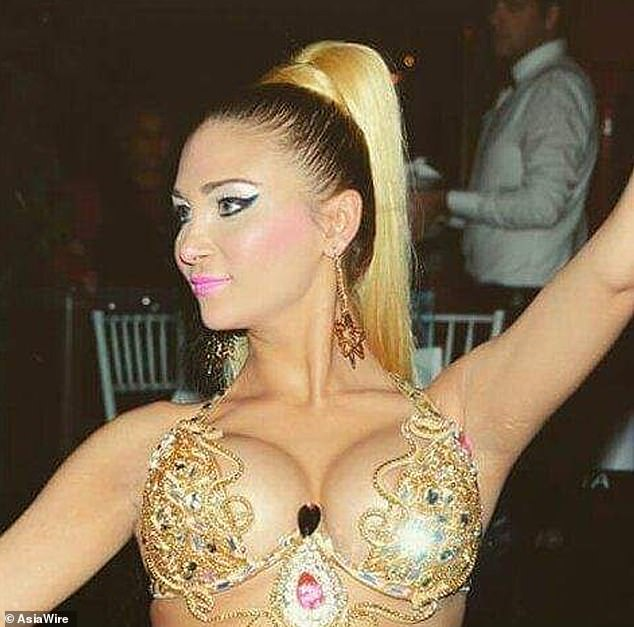 Didem Uslu, 32, a belly-dancer, was found expertly carved up by police officers in woodland and her kebab-chef father, Hasan, was detained on suspicion of her killing. He has now been sentenced to 24 years in prison