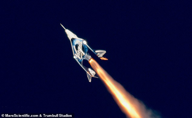 Virgin Galactic, which is charging £190,000 ($250,000) for a spot on one of its commercial flights, has previously said it would send passengers to space in 2019. His new claims time the businessman claims preparations are in their final stages