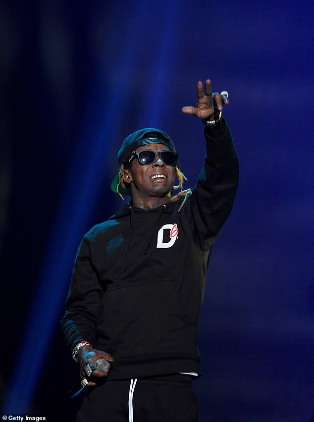 Headed to court:Lil Wayne, 36, has filed a $20 million lawsuit against his former attorney Ronald Sweeney, claiming he charged him double of the industry rate for 13 years. He was snapped last year in Las Vegas