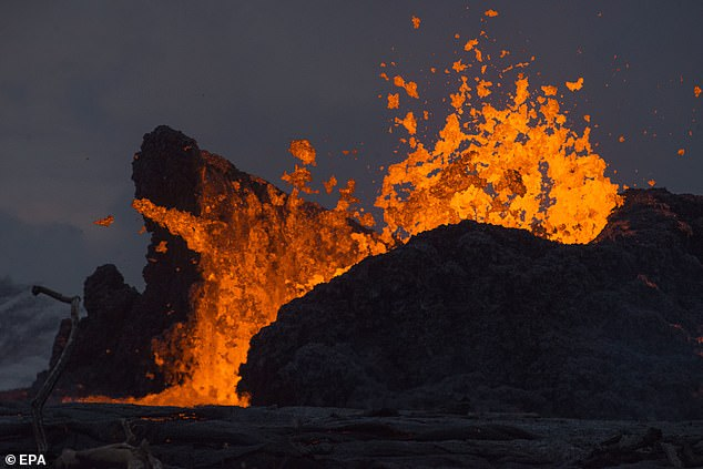 """Das Permische Aussterben mit dem Namen """"The Great Dying"""" tötete bis zu 400.000 Jahre vor Pflanzen- und Meeresspezies ab. Es wurde verursacht, als die kontinentale Kruste des Planeten auf dem Superkontinent Pangaea eingedampft wurde. Vulkane im heutigen Sibirien begannen auszubrechen."""