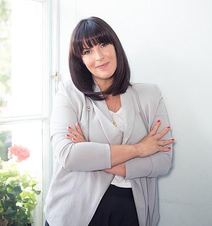 TV presenter Anna Richardson