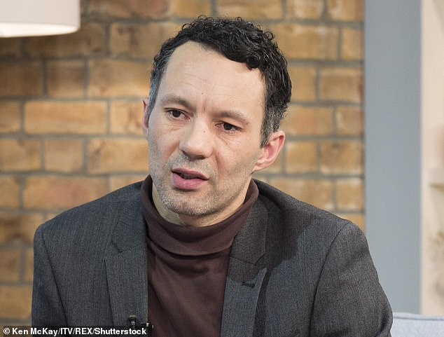 Rhodri Giggs, pictured on This Morning in 2015, has not spoken to his famous footballing brother Ryan Giggs in seven years