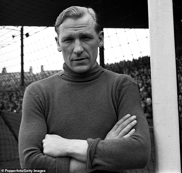 Trautmann was a prisoner of war, settled in England, fell in love and eventually won the FA Cup