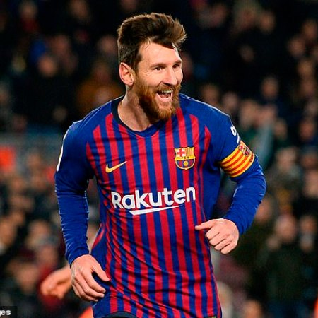 a901a0bb815 Lionel Messi Leads The Way In Monthly Wages As He Earns Nearly Double That  Of Cristiano Ronaldo As Antoine Griezmann