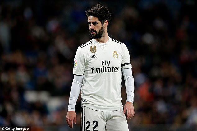 The Spanish playmaker has had opportunities from the bench but has struggled to take them