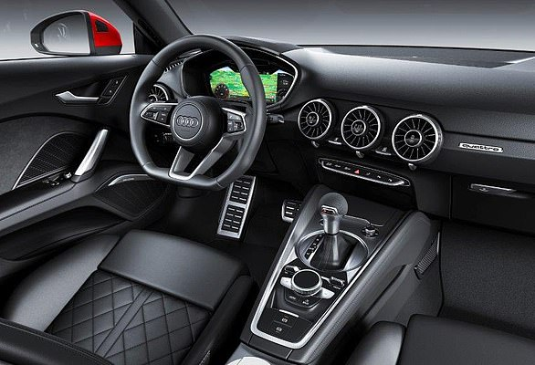 Timeless: Audi has introduced the TT for more than 20 years