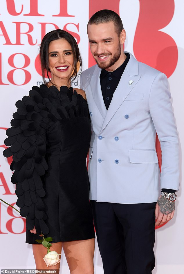 Former flame: Liam has yet to have an official girlfriend since his highly-publicised romance with The Greatest Dancer's Cheryl came to an end last July (pictured in February 2018)