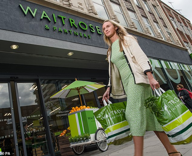 Rocky: M & S discussions may have affected the relationship with Waitrose, which Ocado relied on