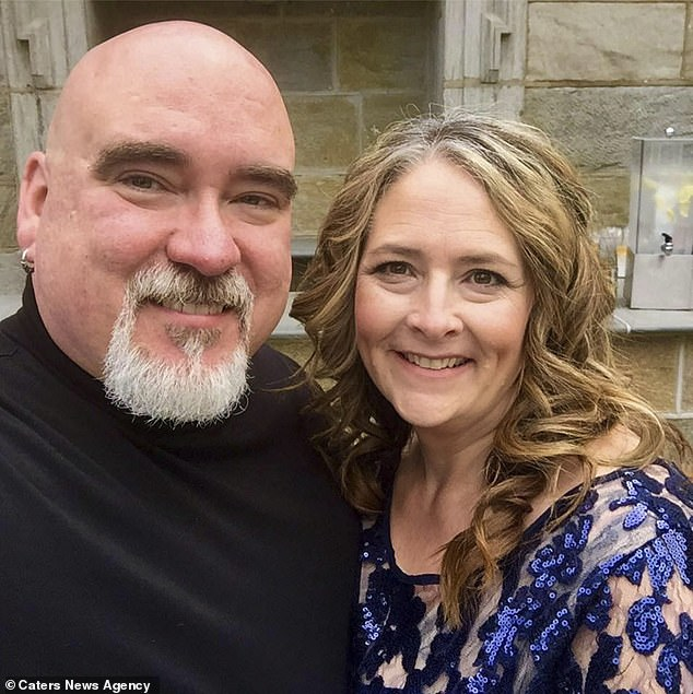 The lovestruck couple have stood the test of time and now live together in Washington