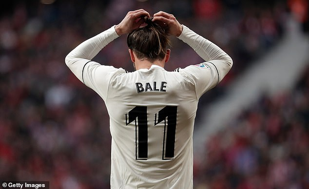 Image result for 'I don't have a clue what you've said': Gareth Bale struggles to converse with his Real Madrid team-mates in Spanish as he is left stumped by a question from Luka Modric