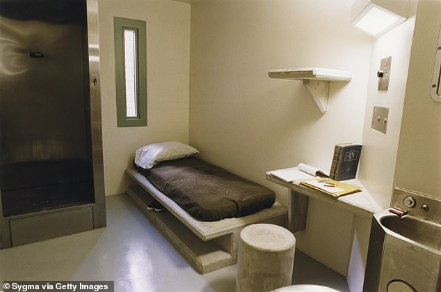 El Chapo's new home? A look into the sterile cells of ADX florence with stone furniture