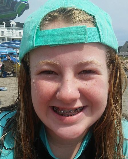 Cara Loughran, 14, loved Irish dancing and the beach