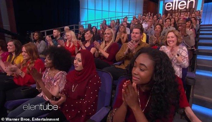 Resultado de imagen de Ellen DeGeneres  Live Audiences