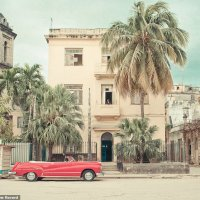 Colorful Cuba! Stunning photo's capture the dream-like quality of Havana; Sadie Whitelocks; Daily Mail