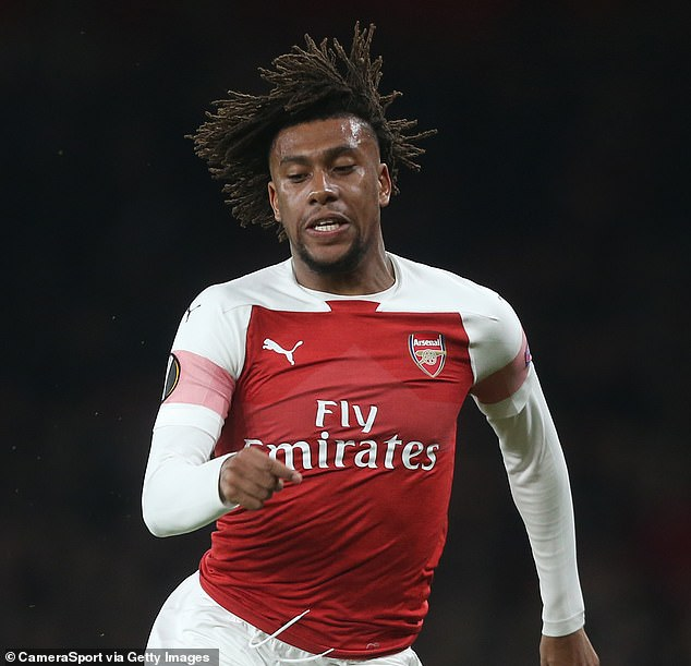 Alex Iwobi hailed the German playmaker as 'world class' after the win over Malmo