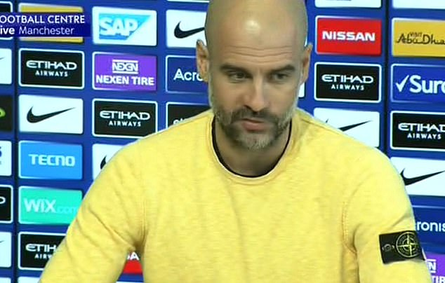 GUARDIOLA BREAKS THE HEART OF CHELSEA FANS AHEAD OF MAN CITY'S CUP FINAL 10144212 6734173 image m 50 1550847150494
